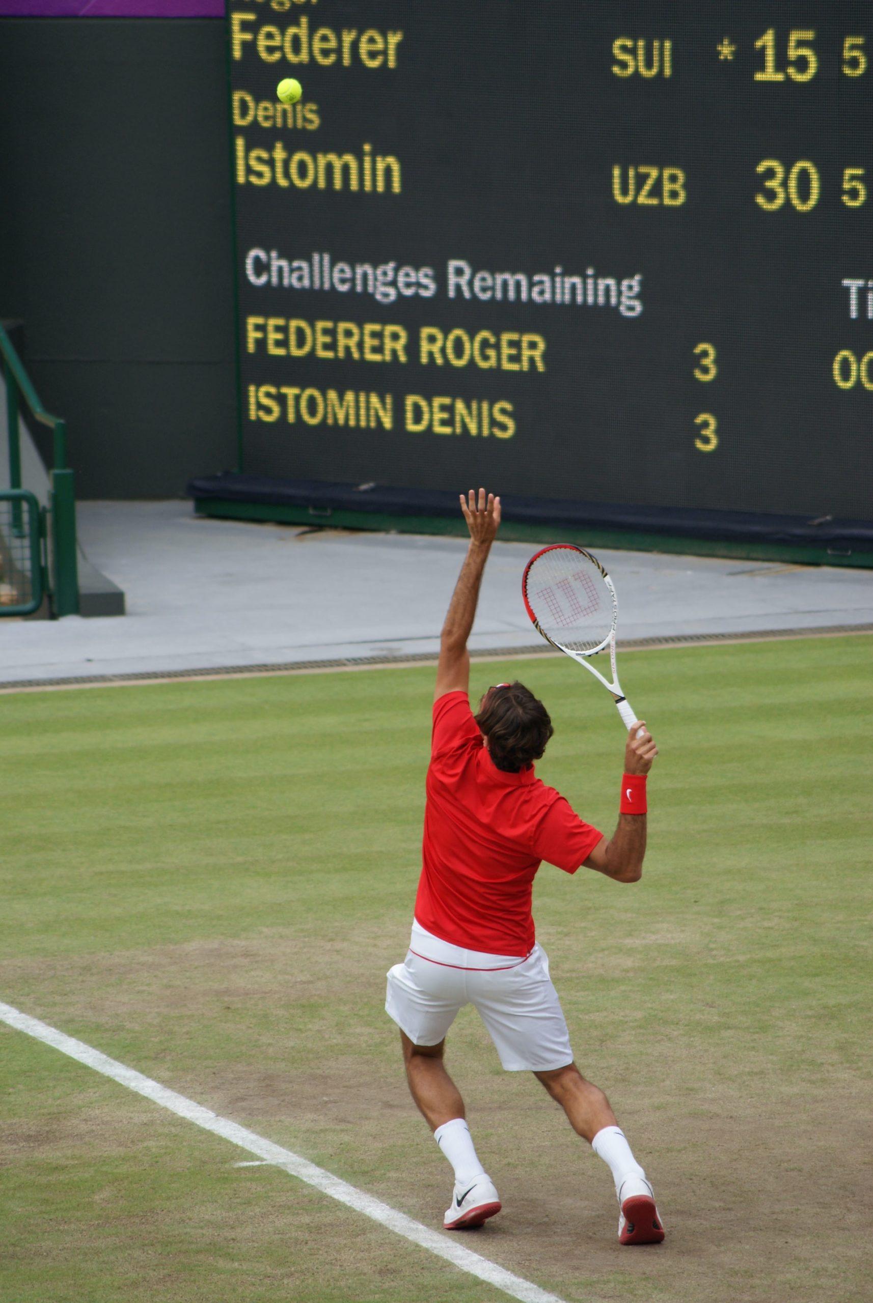 Michel Golay medecin du sport de l'équipe national Suisse de tennis